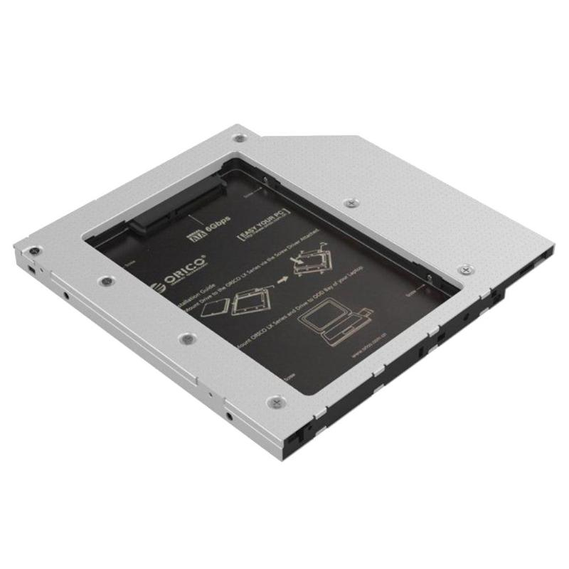 ORICO L95SS Optibay 2nd HDD Caddy 9.5mm Aluminum Universal SATA 3.0 2.5
