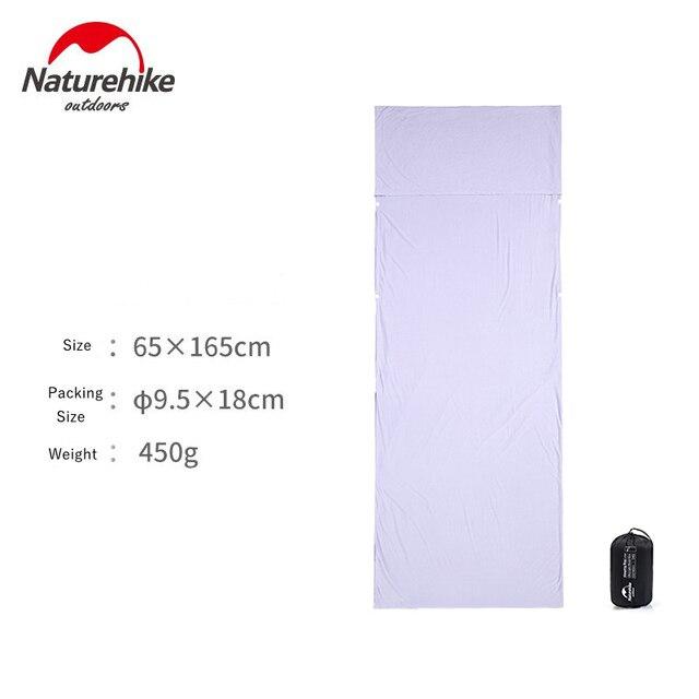 Подкладка спального мешка-Доставьте его в лагерь и в спальные места, чтобы предотвратить эти неприятные клопы кровати и держит вас и ваш Кемпинг постельные принадлежности чистыми - Цвет: Purple for Kid