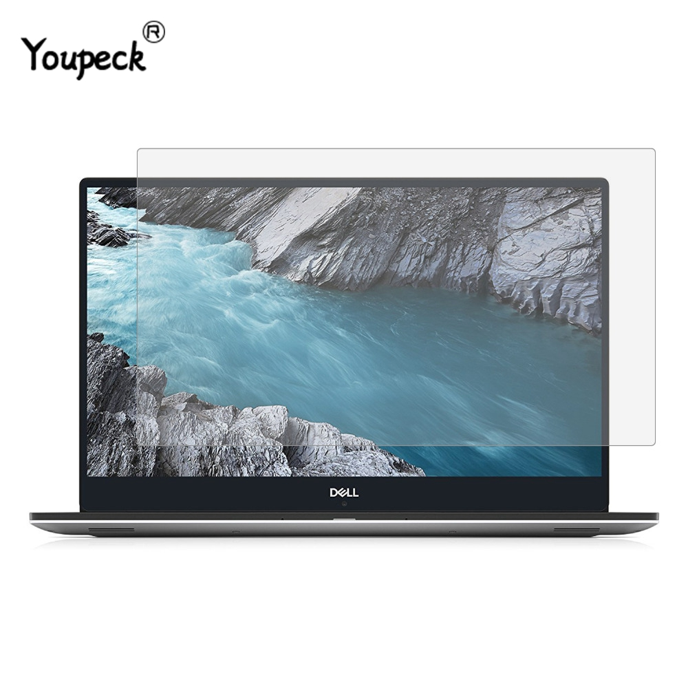 YOUPECK 15.6 Inch Laptop Screen Protector for <font><b>Dell</b></font> <font><b>XPS</b></font> 15 XPS15 9560 <font><b>9550</b></font> 9570 9575 15.6