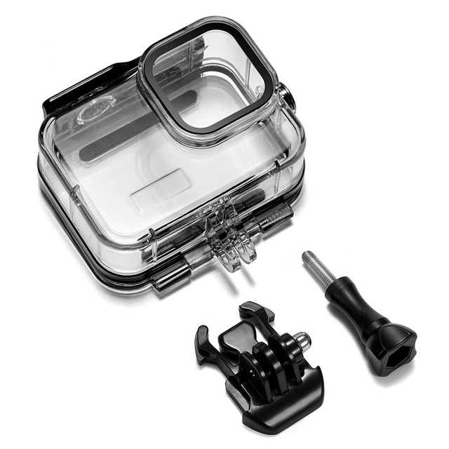 60M Waterproof Case for GoPro Hero 9 Black Protective Diving Underwater Housing Shell Cover for Go Pro 9 Camera Accessory 4