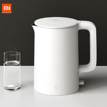 Xiaomi Mijia Electric Kettle 1A White 1800W Handheld Instant Heating Electric Water Kettle Auto Power off 1.5L Capacity