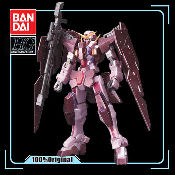 BANDAI HG 1/144 00-32 TRANS-AM GN-002 Dynames Gundam Action Chart Out of Print Rare Spot Kids Assembled Toy Gifts 1