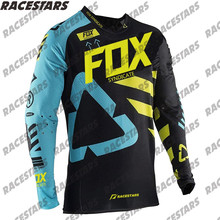 Motocross Downhill Mountain Motorcycles Enduro MTB Jeresy Bicycle Cycling Jersey Long Sleeve Bike Wear Ropa Maillot Ciclismo MX
