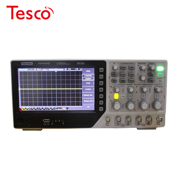 2017 New Hantek DSO4254C Digital Storage Oscilloscope 250 MHz 4 Channels 1 Gsa/s Integrated USB Host/Device Better Than DSO5102P hantek 1008a digital pc usb oscilloscope generator vehicle 8channels testing 2 4msa s 2 0 interface automotive programmable