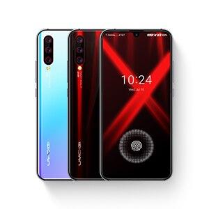 "H51449c0028c44dba852d1c344203a150q Global Version UMIDIGI X In-screen Fingerprint 6.35"" AMOLED 48MP Triple Rear Camera 128GB NFC Helio P60 4150mAh Cellphone"