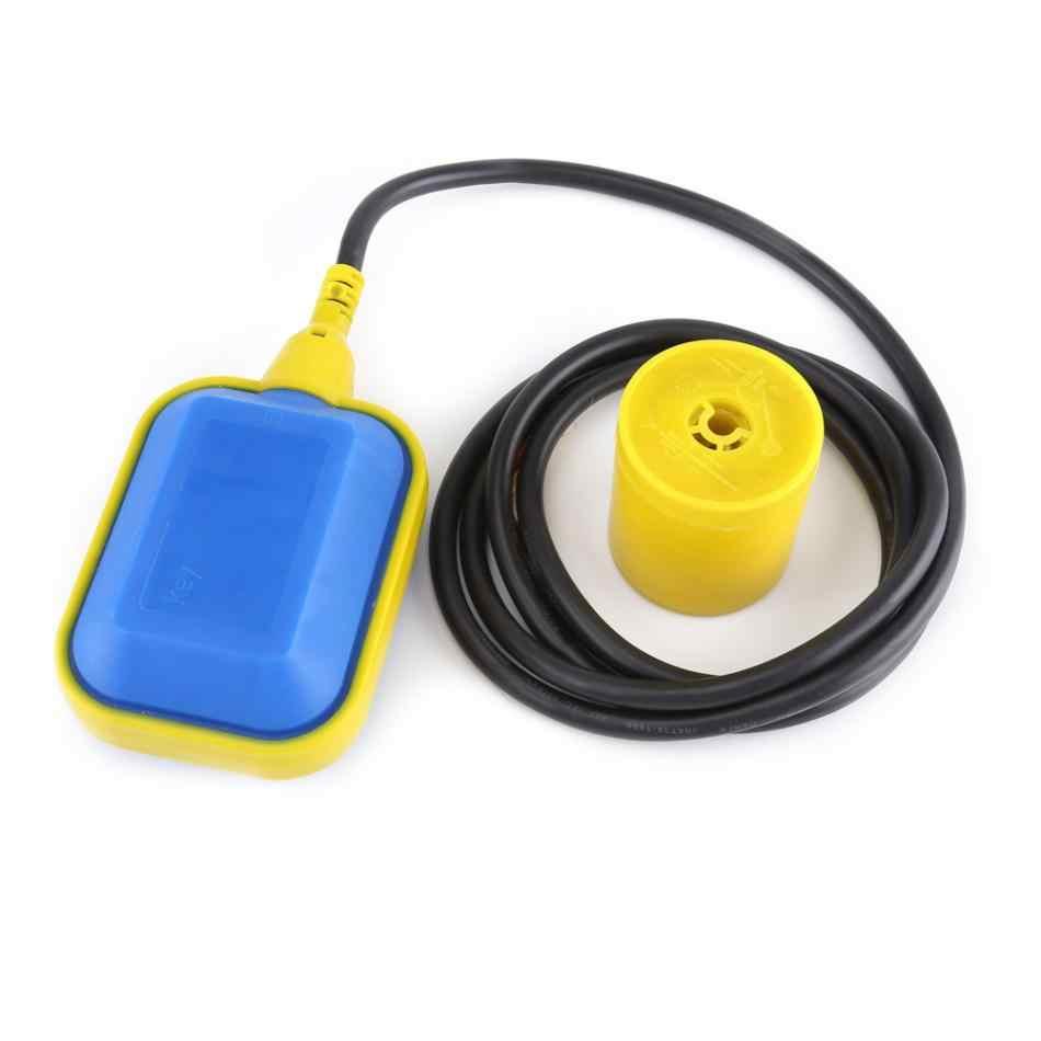1pc przełącznik pływający typ kabla przełącznik pływakowy kontroler poziomu cieczy w płynie