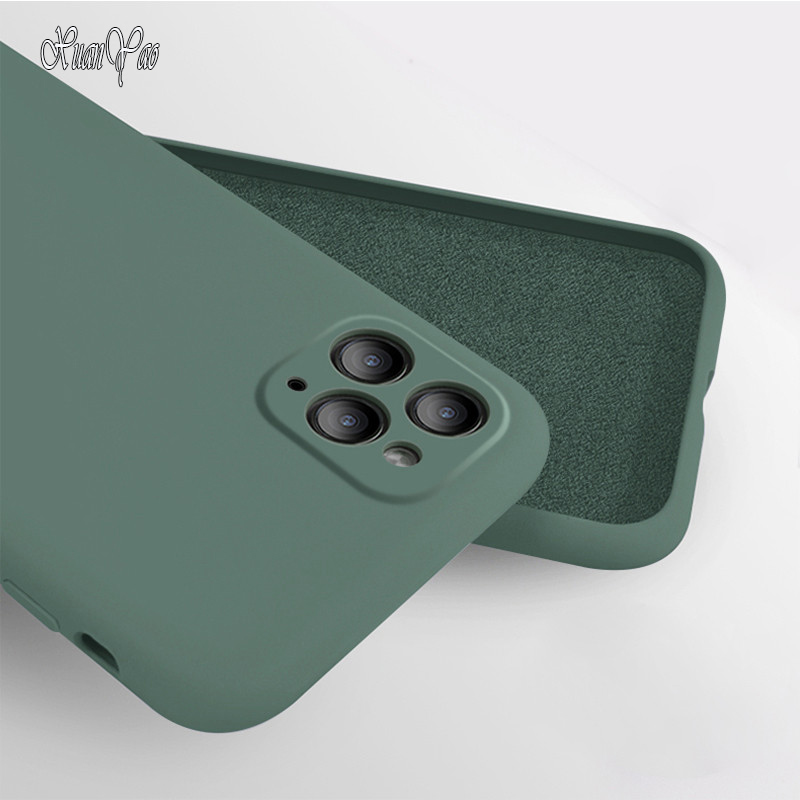 XUANYAO Cases For iPhone 11 Pro Case Silicone Back Cover Coque For Apple iPhone 11 Pro Max Case TPU Soft Silicon For iPhone 11