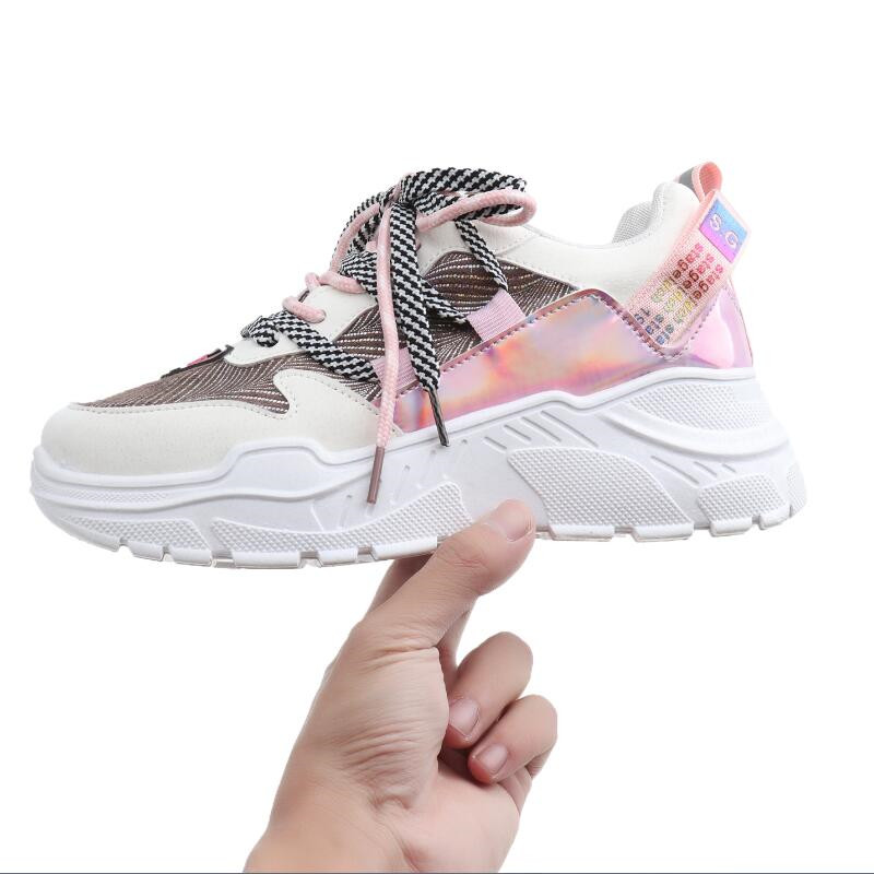 Running Shoes Woman Chaussure Mesh Deportivas Sneakers Zapatillas Zapatos Mujer Breathable Scarpe Donna Sport Women Homme shoe