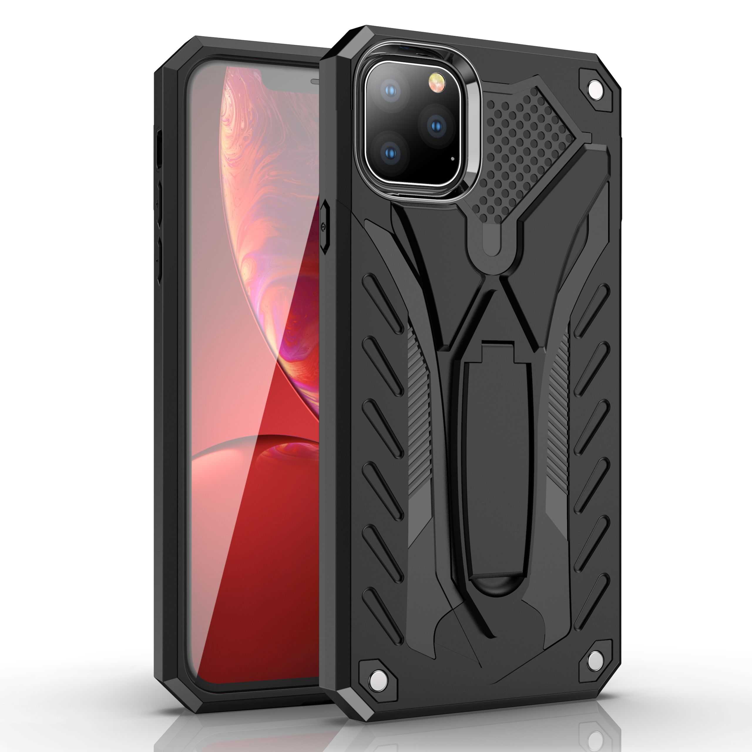 Rugged Armor <font><b>Case</b></font> <font><b>For</b></font> <font><b>Samsung</b></font> Galaxy A20 <font><b>A30</b></font> A40 A50 A60 A70 A20E A10E A80 A90 Holder Protective <font><b>Shockproof</b></font> phone <font><b>Case</b></font> Cover image