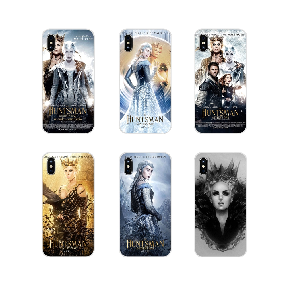 For Huawei Mate Honor 5X 6X 7 7A 7C 8 9 10 8C 8X 20 30 Lite Pro Accessories Phone Cases Covers Snow White the huntsman movie image