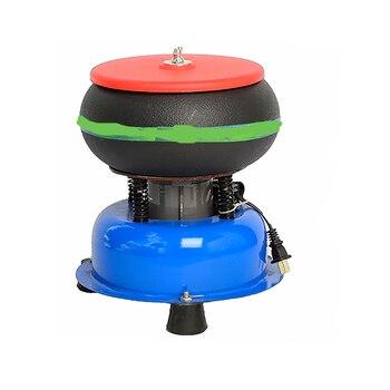 Emerald Gemstone Jade Mechanical Polishing Shock Absorber Barrel Vibration Grinding Machine Polishing Machine machine grinding vibration redverg rd sg30 90 vibration amplitude 2 5mm built in пылеудаления блокиро