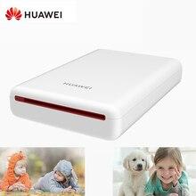 HUAWEI AR Портативный Карманный фотопринтер Мини Bluetooth 4,1 принтер DIY фото для всех мобильных телефонов 300 точек/дюйм быстрый принтер
