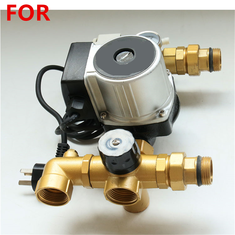 Floor Heating Mixed Water Center Circulating Pump Floor Heating Manual Constant Temperature Mechanical Mixed Water