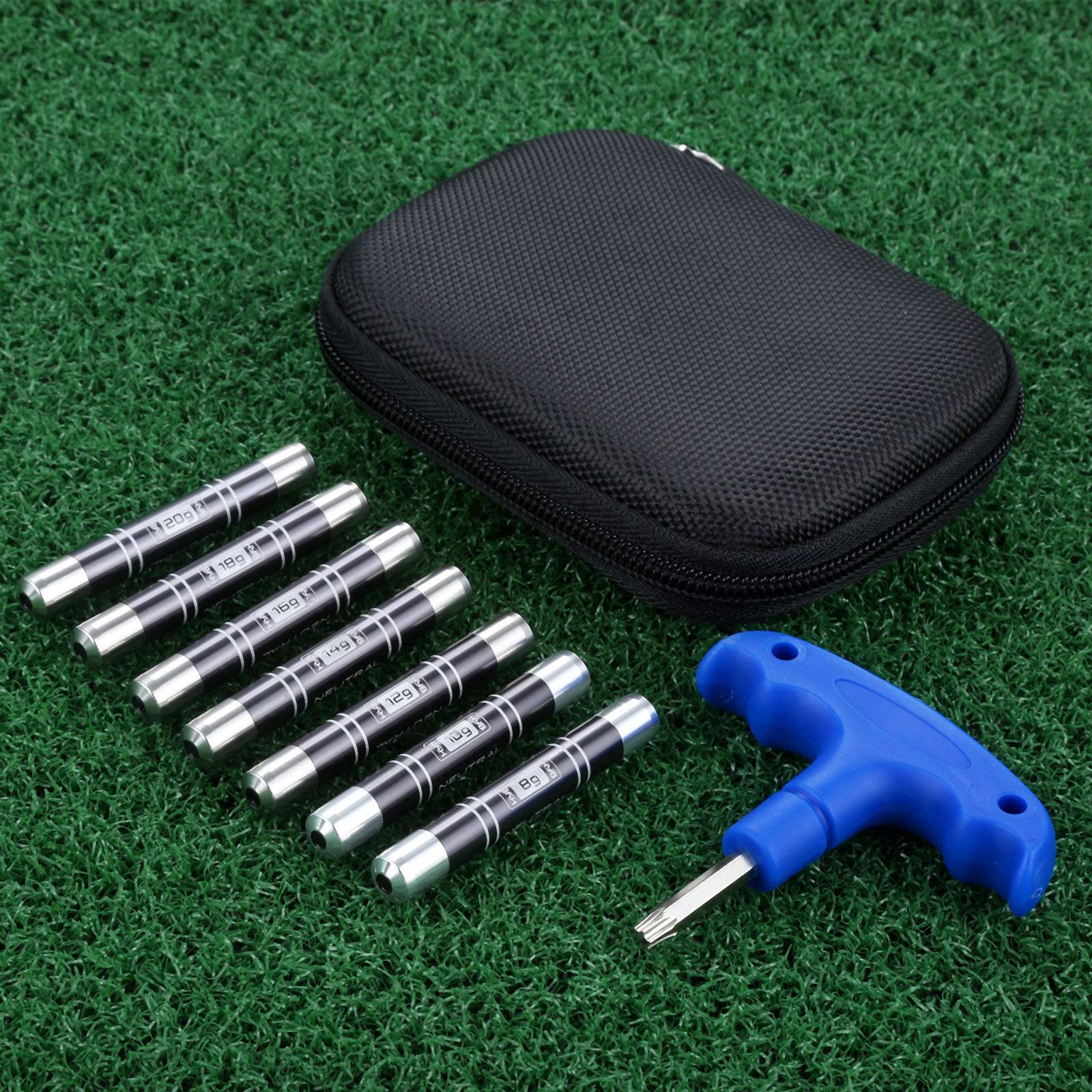 1Set For Titleist 818H NE Driver Fairway Wood Golf Weights Screw Wrench Kit Golf Club Heads Accessory 8g 10g 12g 14g 16g 18g 20g