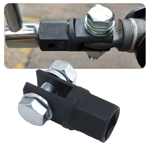 Scissor Jack Adaptor 1/2'' For Use With 1/2 Inch Drive Or Impact Wrench Tools IJA001 Strong And Durable Auto Accessories
