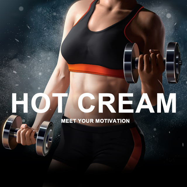 Anticelulitica Sweat Fat Burning Gel -Natural Weight Loss Cream Workout Enhancer For Shaping Waist Abdomen and Buttocks Slimming 4