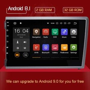 Josmile 2 din Android 8,1 автомобильный мультимедийный плеер для VOLVO S60 VOLVO V50 V70 XC70 2000 200120022003 2004 автомобильный Радио GPS навигация