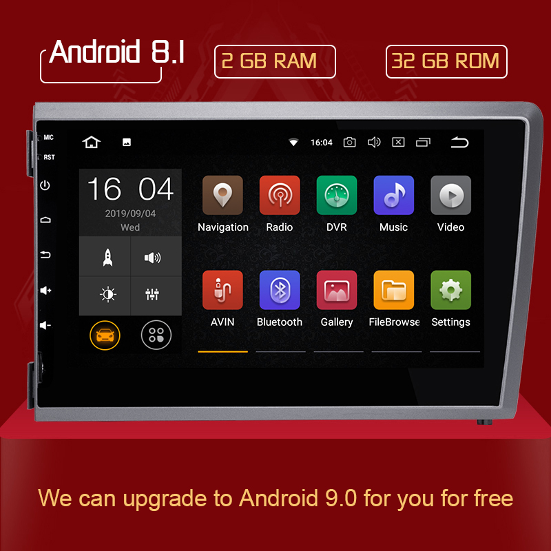 Josmile 2 Din Android 8.1 Car Multimedia Player For VOLVO S60 VOLVO V50 V70 XC70 2000 200120022003 2004 Car Radio GPS Navigation