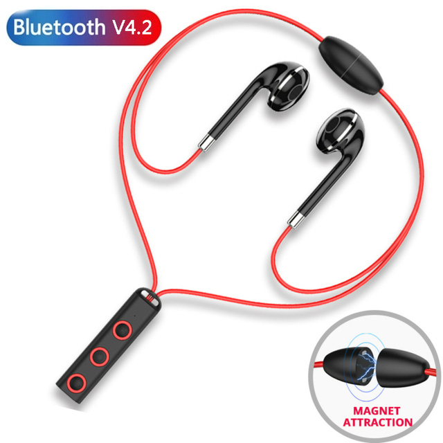 BT313 Bluetooth Earphones Sport Wireless Headphone Handsfree bluetooth Earbuds Bass Headsets with Mic for Phone smart devices