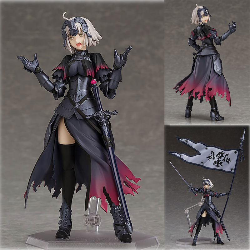 INSTOCK Figma 390 Fate Grand Order Avenger Jeanne d/'Arc Alter 100/% Authentic