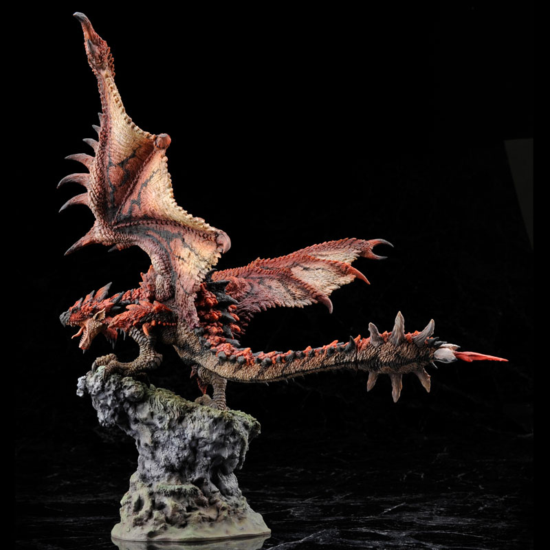 Rathalos PVC Models Hot Dragon Action Figure Decoration Toy Model No Box