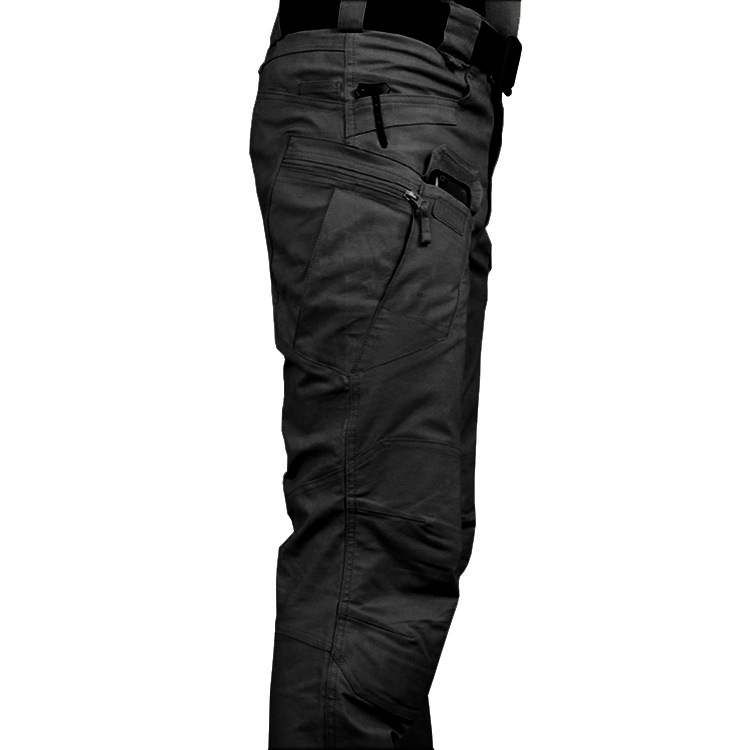 Ix7 Tactical Pants MEN'S Trousers Special Forces Camouflage Pants Outdoor Training Pants Autumn And Winter Mountaineering Pants