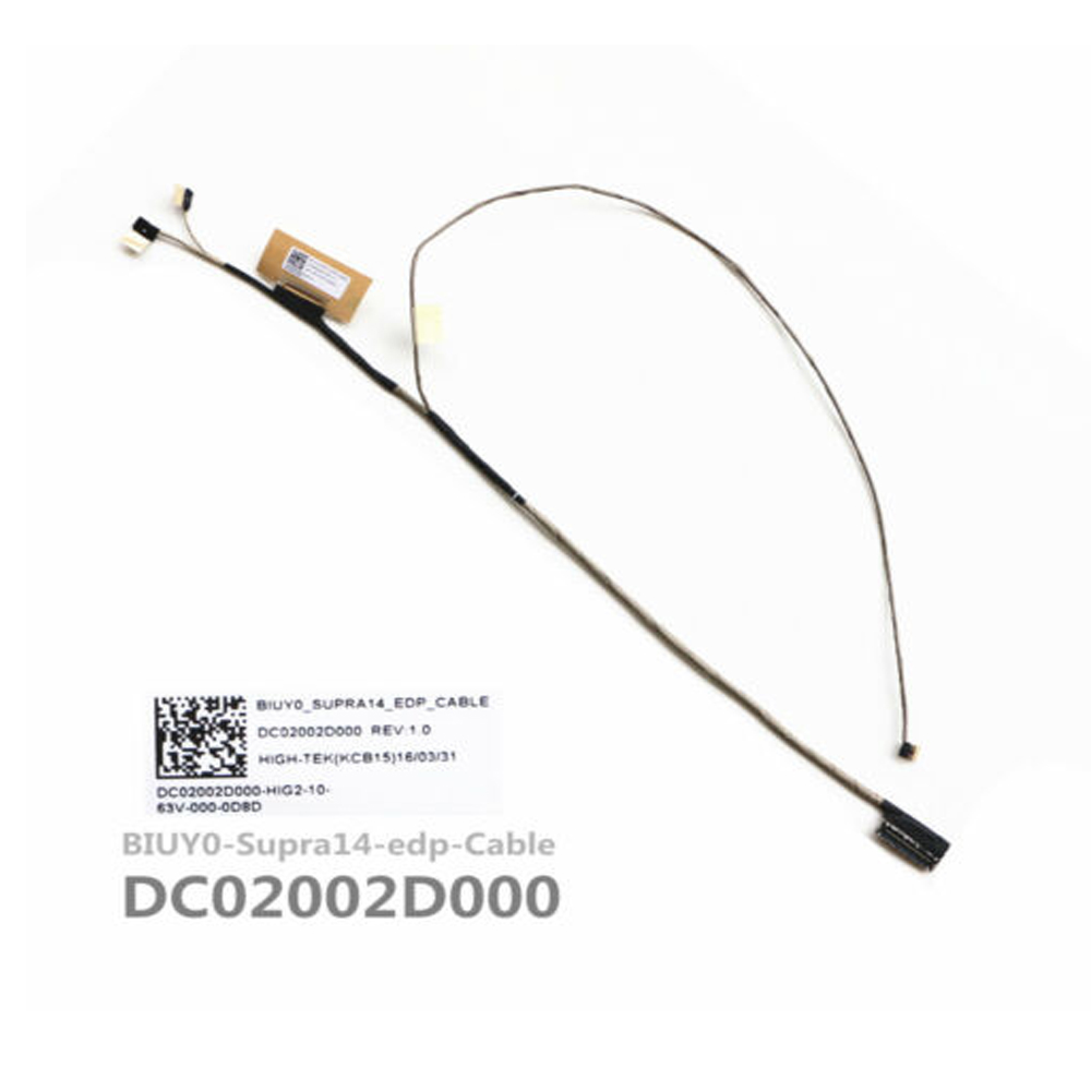 For Lenovo YOGA 510-14IKB FLEX4-1470 4-1480 4-1435 LCD LVDS Cable DC02002D000