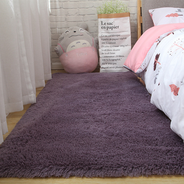 Silky Fluffy Carpet 3