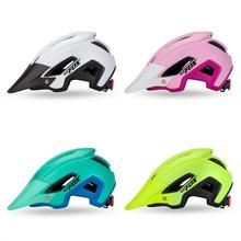 Road Mountain Bike Helmet Ultralight DH MTB All-terrain Bicycle Helmet Sports Riding Cycling Helmet c01 02 ultra light road bike pneumatic helmet mountain mtb helmet the overall molded bicycle helmet bicycle riding equipmen