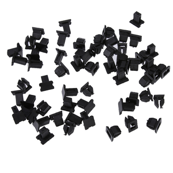 30pcs Replacement Retainer Fasteners Clips For Mercedes W124 R129 W140 W202
