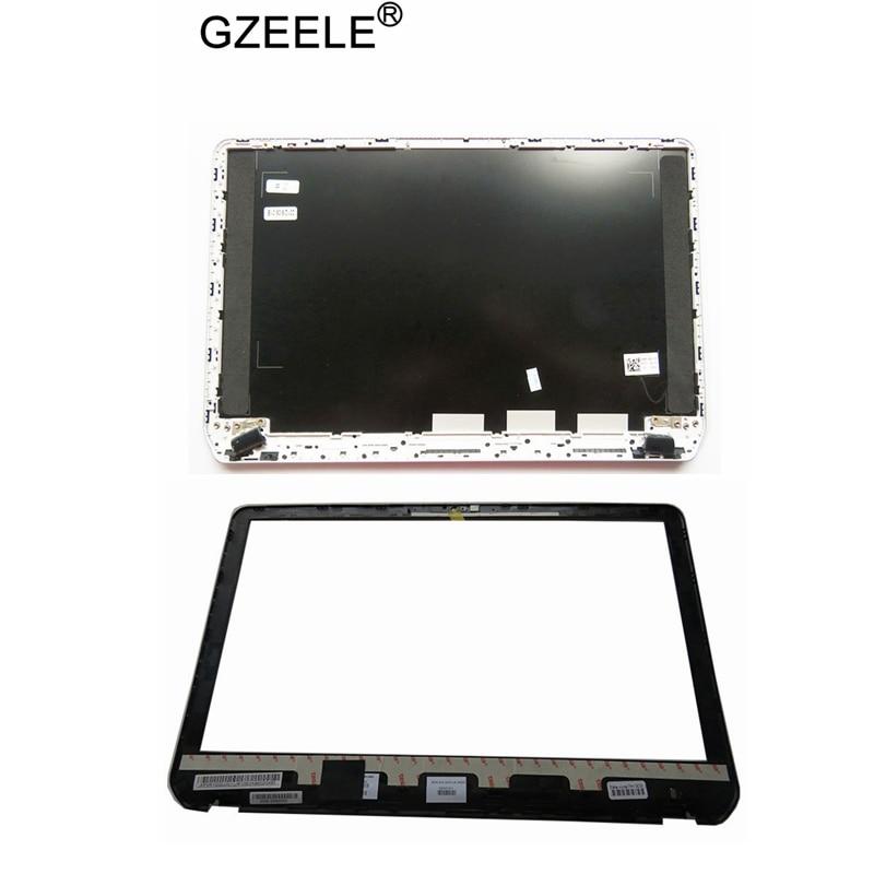 GZEELE новый ноутбук для HP Envy Pavilion M6 M6-1000 ЖК-дисплей верхнюю крышку задней крышкой в виде ракушки M6-1001 1045 M6-1125dx M6-1035dx