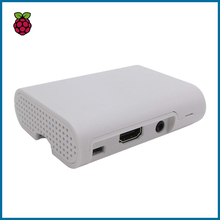 S ROBOT Raspberry PI 3 model B Case Cover Shell Enclosure ABS Plastic Box for Raspberry PI 3 Case RPI124 стоимость