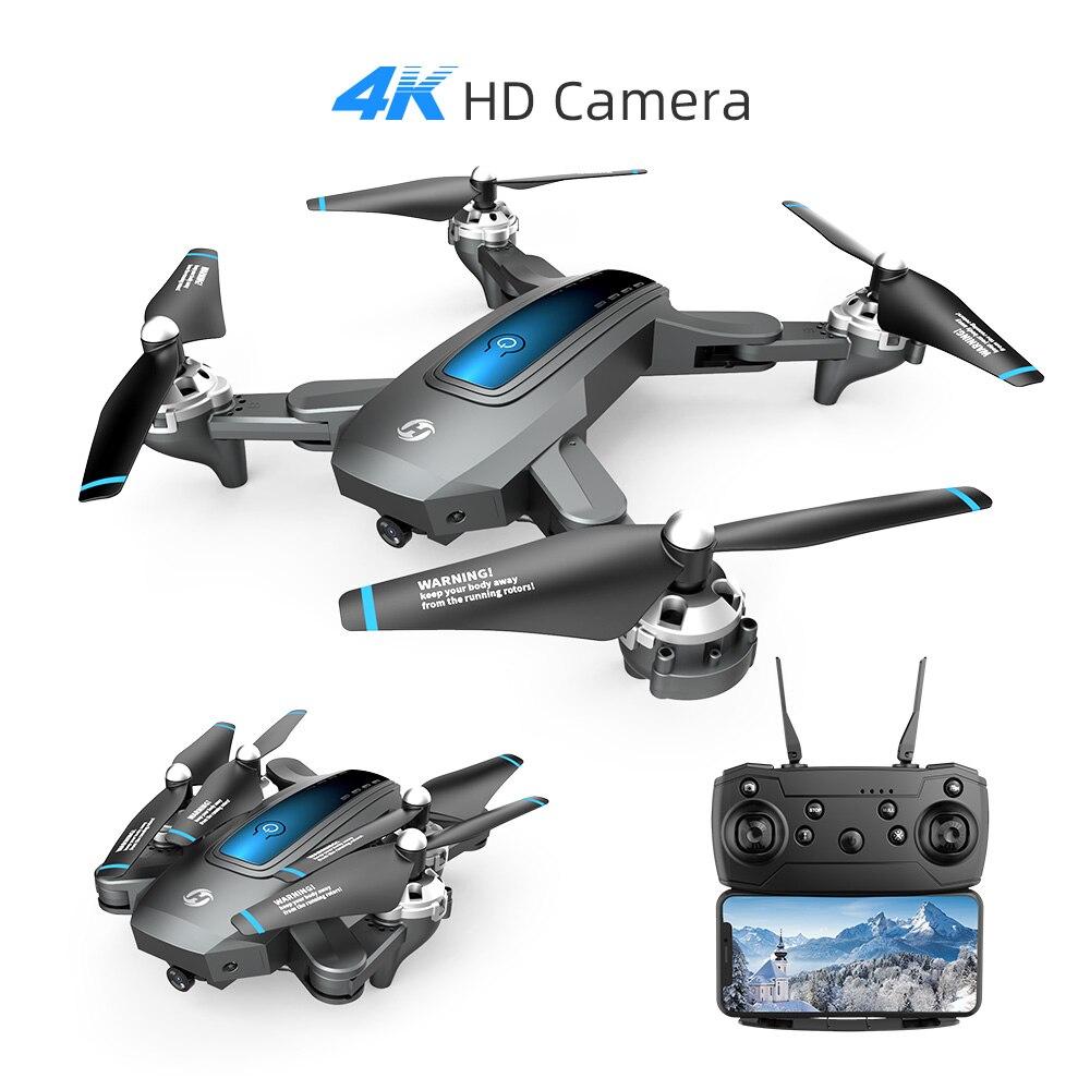Pedra sagrada hs240 4k zangão hd câmera profesional dobrável rc dron quadrocopter zangão 200mp 720p para crianças holystone