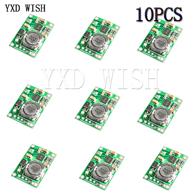10PCS TP5100 2 Cells Single 2S Lithium Lion Battery Charger Module 1A 2A PCB 18650 TP5100 For Iphone Diy Electronic Power Supply