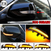 Hot Sale For Subaru Forester Legacy Outback Tribeca Impreza Wrx Sti Sedan LED Dynamic Blinker Side Mirror Turn Signal Light Lamp