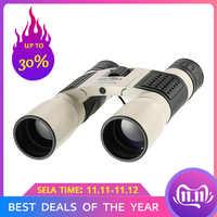 Anti-fog HD Spectacles Binoculars Telescope 30*40 Outdoor Hunting Standard Grade High-Powered Binoculars JINJULI