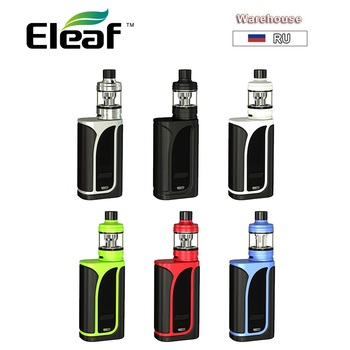 200W Eleaf ICU Yopita I200 / i200 Vape Kit w / MELO 4 Atomizer 4.5ml & 4600mAh Battery Box Mod e Cig vs Drag 2 / Luxe Kit