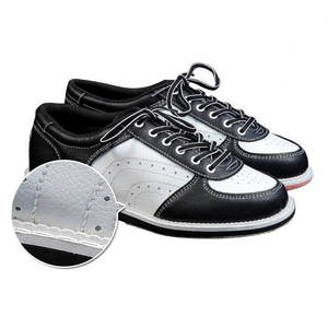 Sneakers Bowling-Shoes Men Professional Skidproof-Sole Non-Slip ZJ55