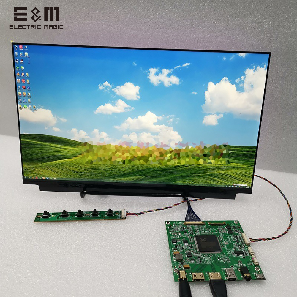 13.3 Inch 4K DIY UHD LCD DLP 3D Printer SLA IPS Screen UV Curing Monitor Projector Display Module 3840*2160 For Raspberry Pi