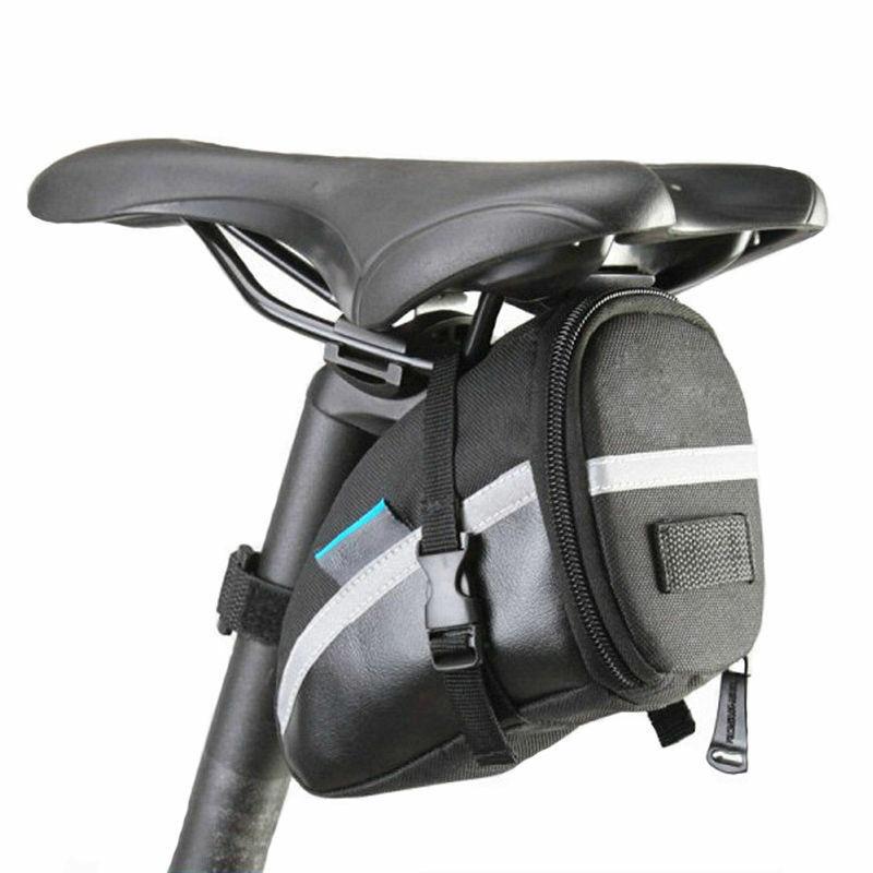Waterproof 2L Cycling Bike Bicycle Handlebar Bag Pannier Pouch Basket Dry Sack