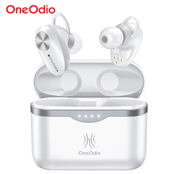 Oneodio A100 Active Noise Cancelling Earphones Bluetooth 5.0 With Mic