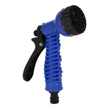 Istnieje wiele stylów pistolety na wodę ogrodową do wyboru Samochodowe pistolety natryskowe regulowane dysze przenośne podlewanie tanie i dobre opinie Liplasting Garden Water Guns Zmienna spray wzory Miękki uchwyt Z tworzywa sztucznego