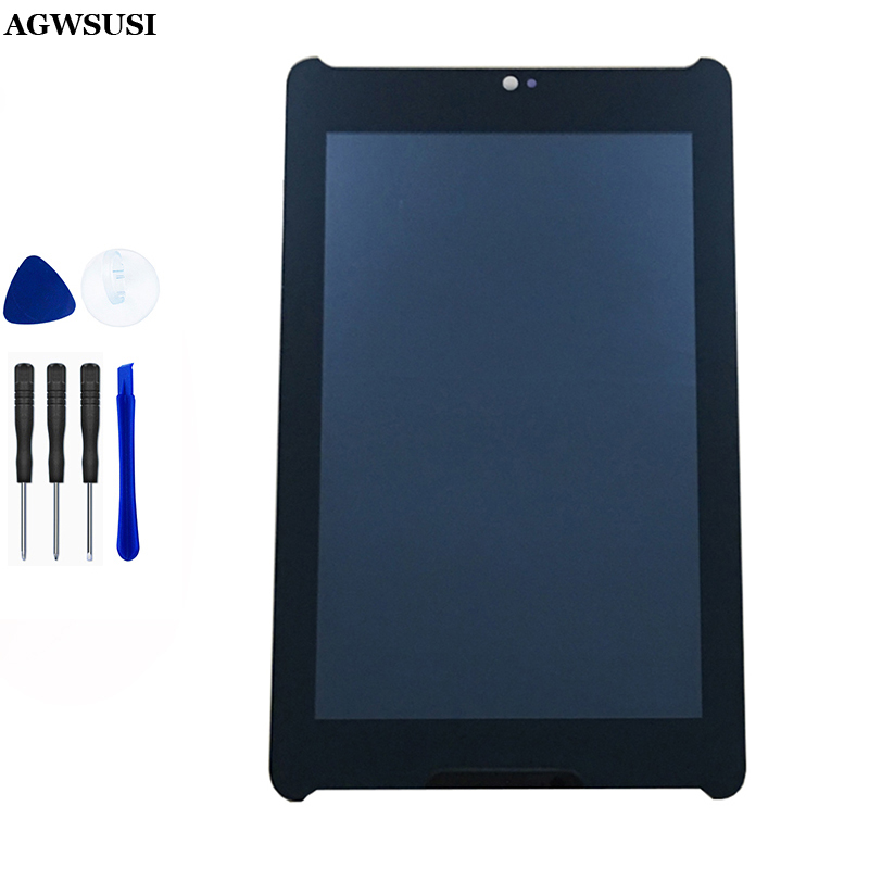 LCD Screen For <font><b>Asus</b></font> Fonepad 7 ME372CG ME372 <font><b>K00E</b></font> LCD Display Screen Module and Touch Screen Panel Digitizer Assembly Replacement image