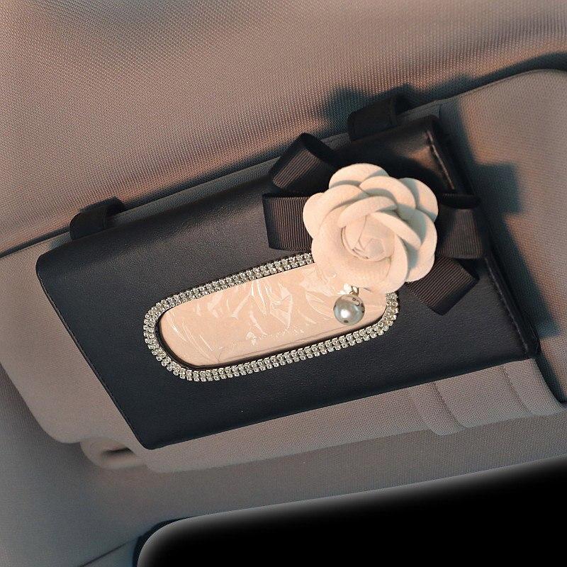 Flower-Diamond-Leather-Hanging-Tissue-Holder-Box-for-Car-Sun-Visor-Tissue-Holder-Auto-accessories-13