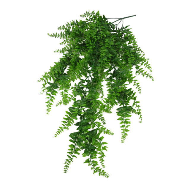 Artificial Plants For Decoration Plastic Flowers Green Plant Vine Wall Hanging Flowers Fake Leaves Plant Ivy Wall Garden Decor 4
