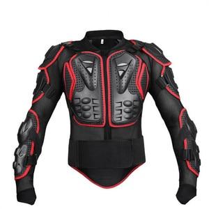 Motorcycle Men's Jacket Full b