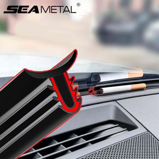 אביזרי רכב רכב רעש בידוד חותם רצועות רכב גומי לוח מחוונים רצועות אוטומטי שמשה קדמית איטום פער מדבקות צליל