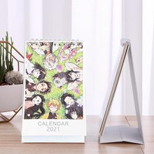 Настольный календарь с аниме «рассекающий демонов» ежедневник