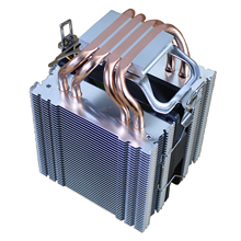 Cpu fans cooler For run miners 800-2000 RPM 4Pin There is no light 4 Copper pipe Hi-Q For 115x 1356 1366 and AM4 AM3+ AM2 FM2+ W