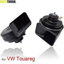 Car-Snail-Horn Touareg 12V for VW 110-125db 2003 2009 2006 2004 2005 Dual-Tone Loud 2002